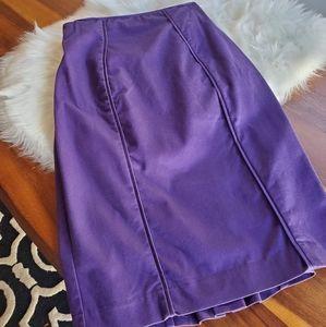 Dresses & Skirts - Classy Purple Skirt